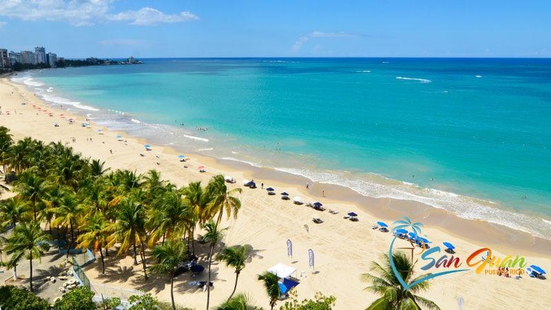 Isla Verde Beach - Best beaches near San Juan, Puerto Rico