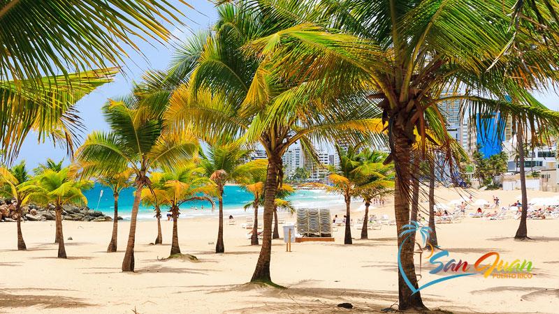 Condado Beach - San Juan Puerto Rico Beaches