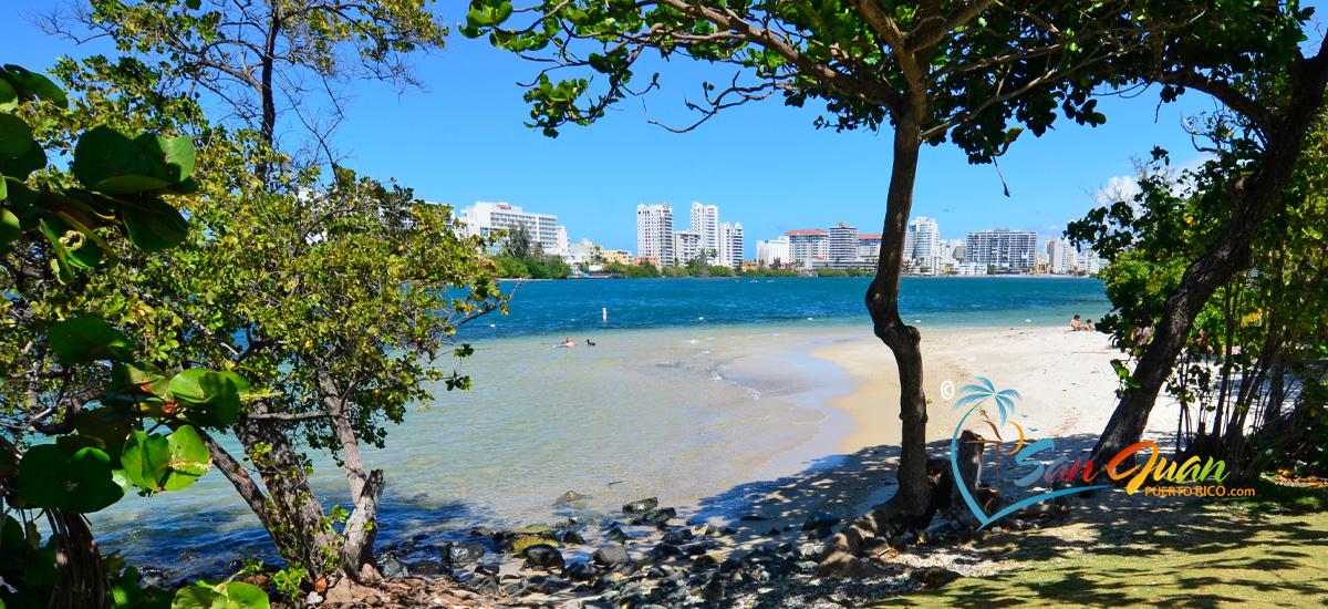 Condado Lagoon / Laguna del Condado - Best Beaches in San Juan, Puerto Rico