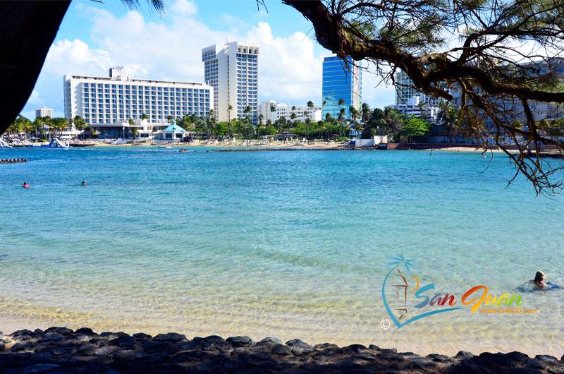 Balneario El Escambron (Beach) - San Juan, Puerto Rico