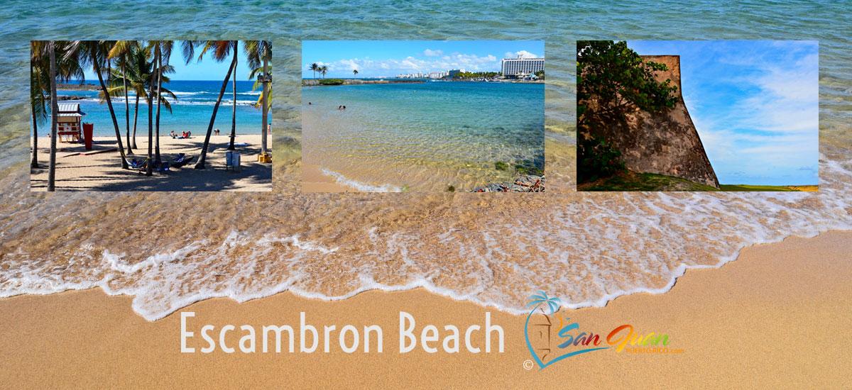 Balneario El Escambron (Beach) - Best beaches in San Juan, Puerto Rico