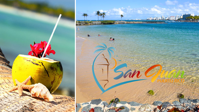 Tourism Guide - Beaches in San Juan, Puerto Rico