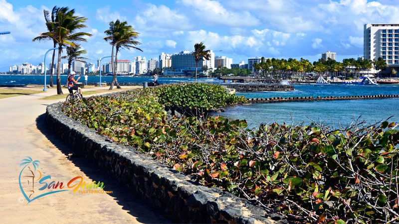Cycling in San Juan, Puerto RIco - Guide