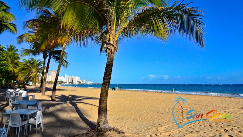Ocean Park - San Juan Puerto Rico Beaches
