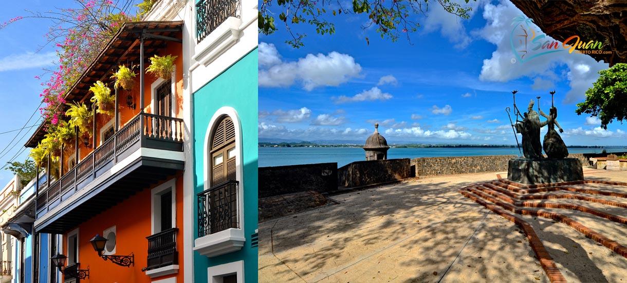 San Juan Puerto Rico - Old San Juan