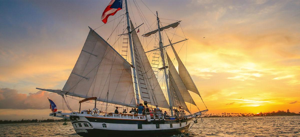 Cruise along the San Juan Bay - Best things to do in San Juan, Puerto Rico