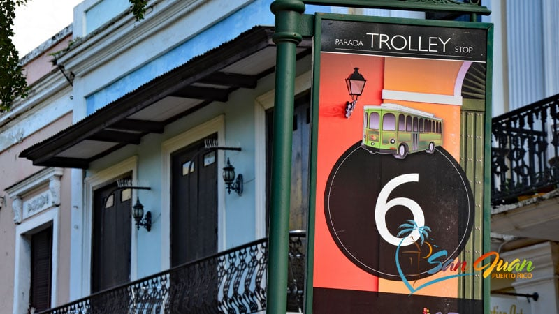 Getting around San Juan by Trolley