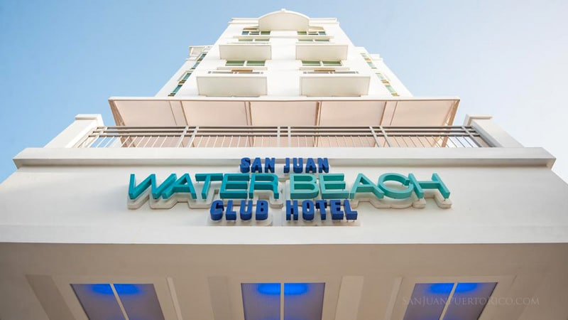 San Juan Water & Beach Club - Hotel - Isla Verde, Carolina, PR