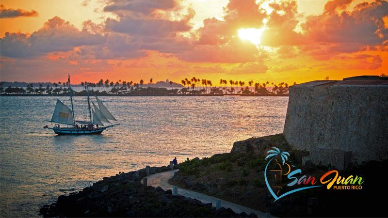 Sailing at Sunset - Things to Do in San Juan, Puerto Rico