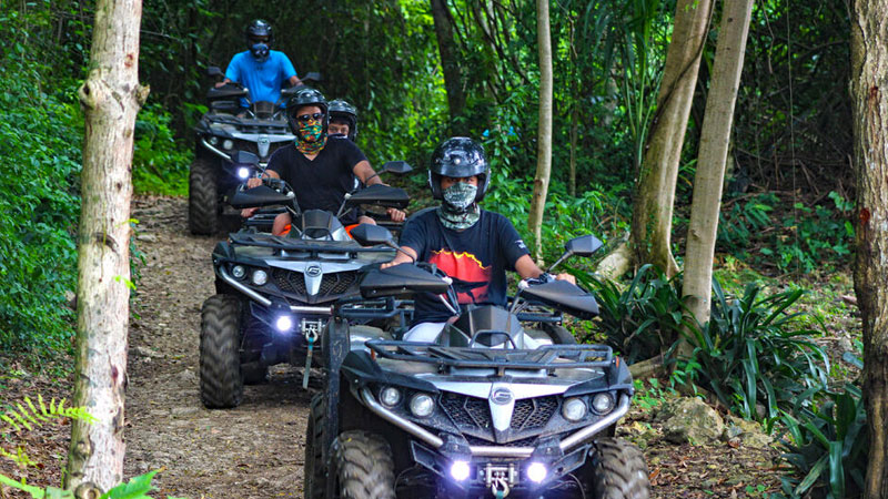 Campo Rico Trai Rides - Best Things to Do in San Juan, Puerto Rico
